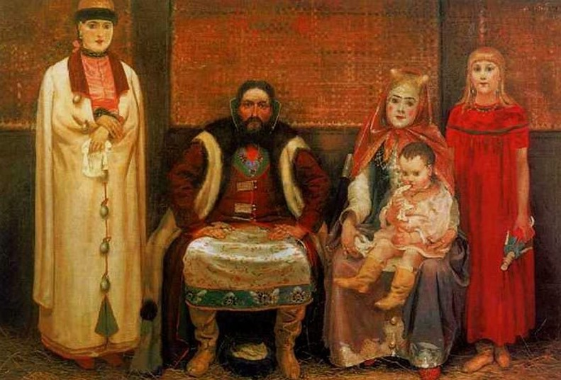 Что такое кичка в древней Руси