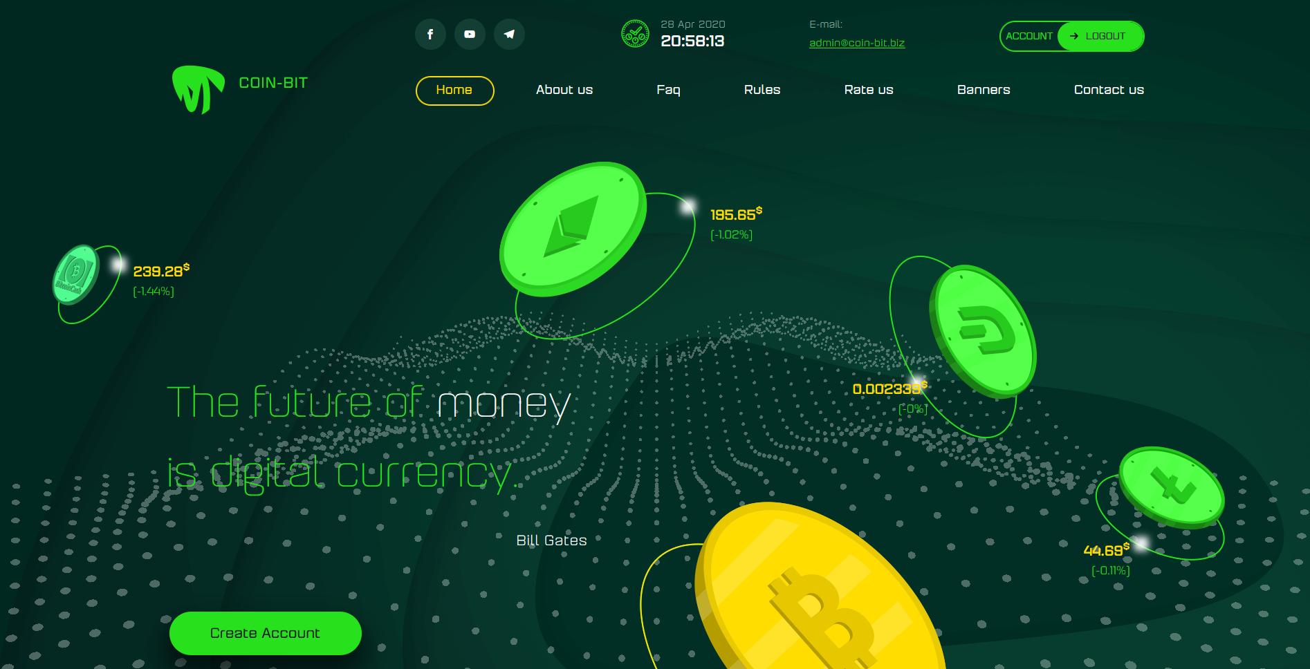 Coin-Bit - coin-bit.biz