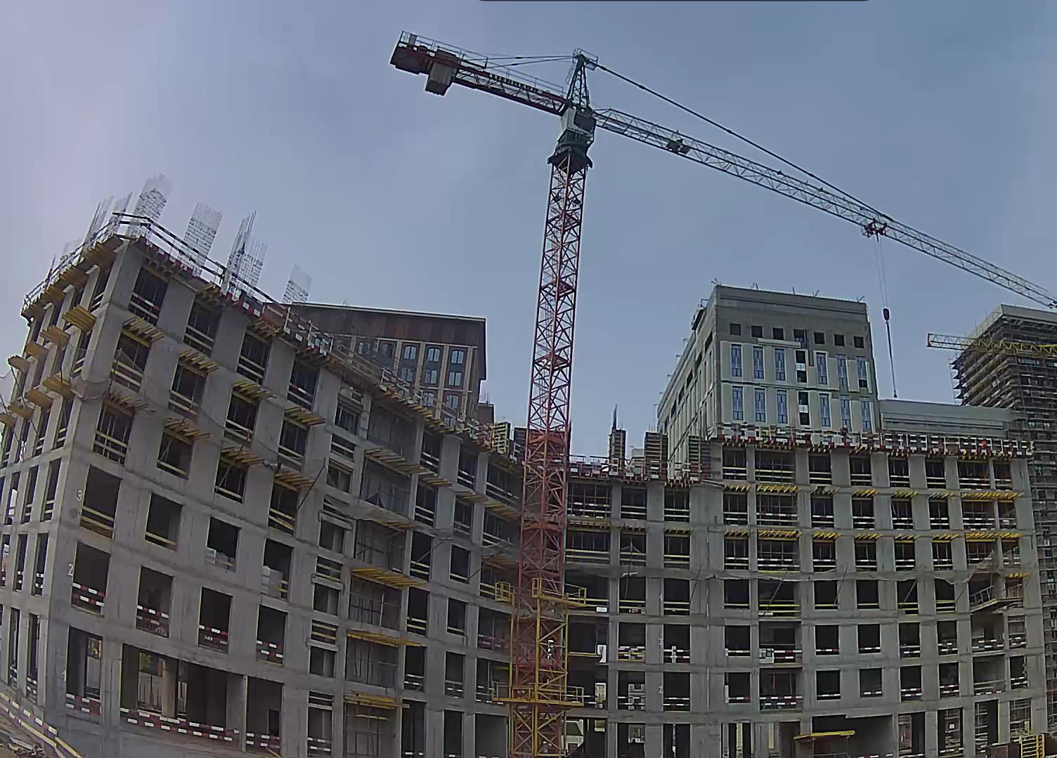 Веб-камеры на площадке строительства ЖК «Серебряный фонтан»  - Страница 27 FRyya3q7