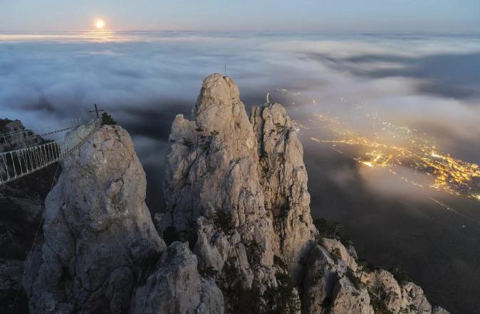Гора Крыма Ай-Петри