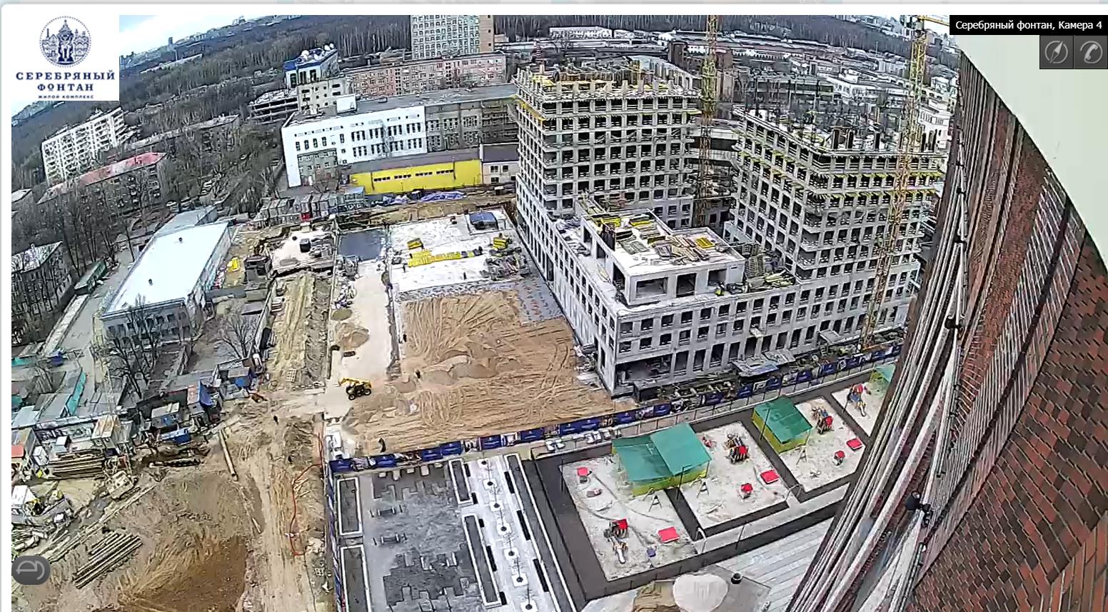 Веб-камеры на площадке строительства ЖК «Серебряный фонтан»  - Страница 20 2lsuhKZL