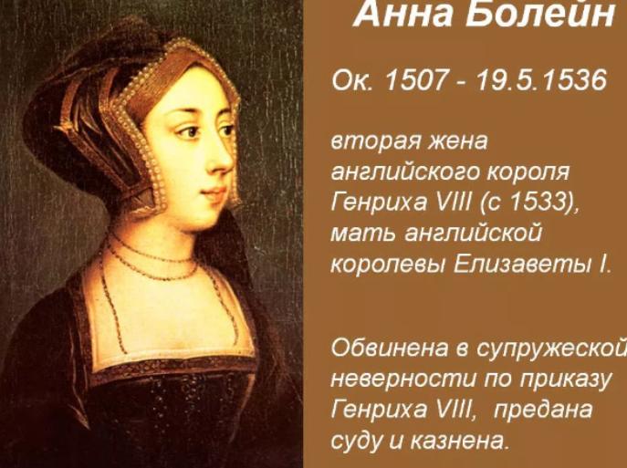 Анна Боллейн