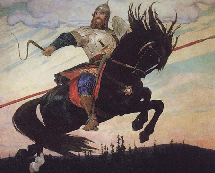 Кто написал былины об Илье Муромце