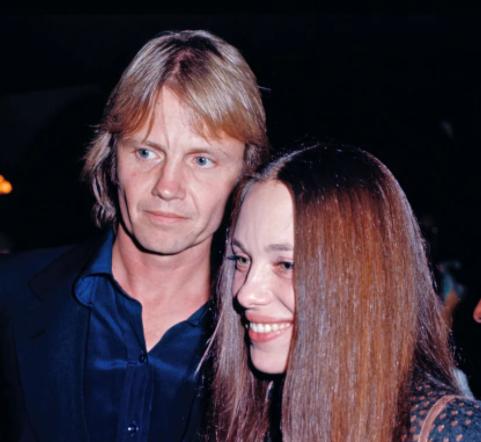 Родители Анджелины Джоли