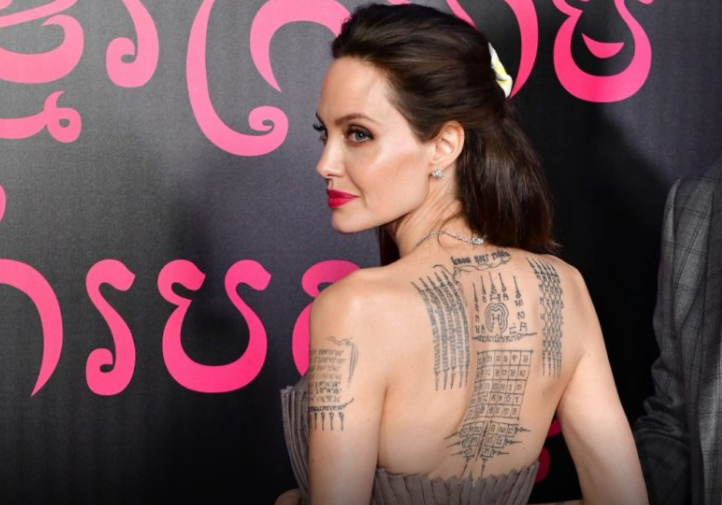 Анджелина Джоли икона стиля