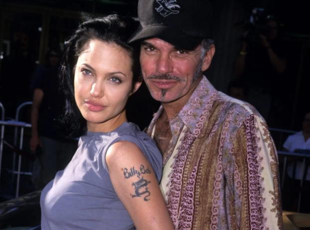 Джоли и Билли Боб