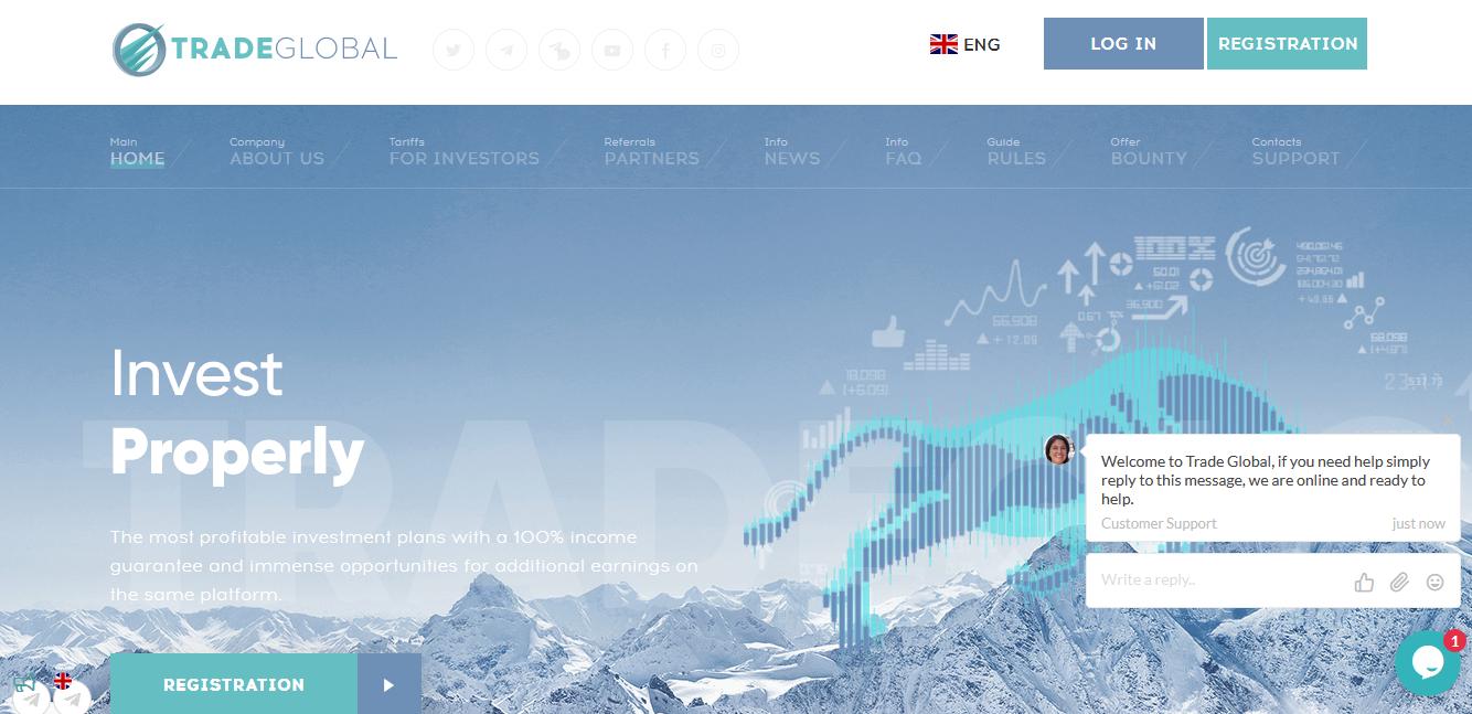Trade Global - tradeglobal.company